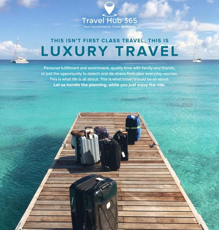 travel hub 365 ad